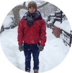snow-circular